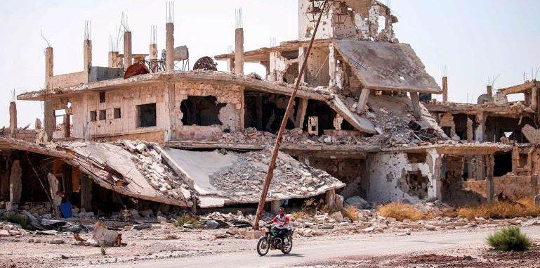 درعا: هل اغتالت إيران حسين المساعيد؟