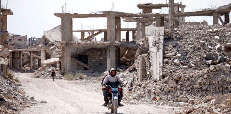 درعا: النظام استهدف دورية للشرطة الروسية؟
