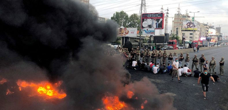 «حزب الله» يحرف الاحتجاجات نحو برّي والحريري