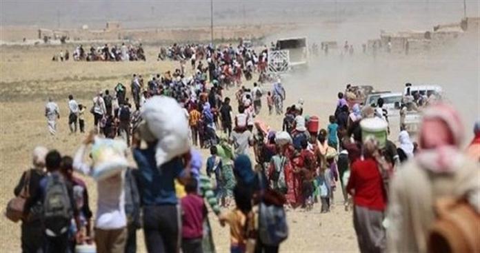 أوتشا: 142 ألف نازح في شمال غرب سوريا خلال أربعة أيام فقط