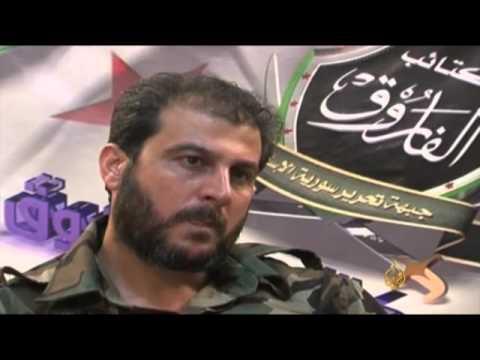 الحراك العسكري بحمص – شهادات، ضمن أيام الثورة السورية