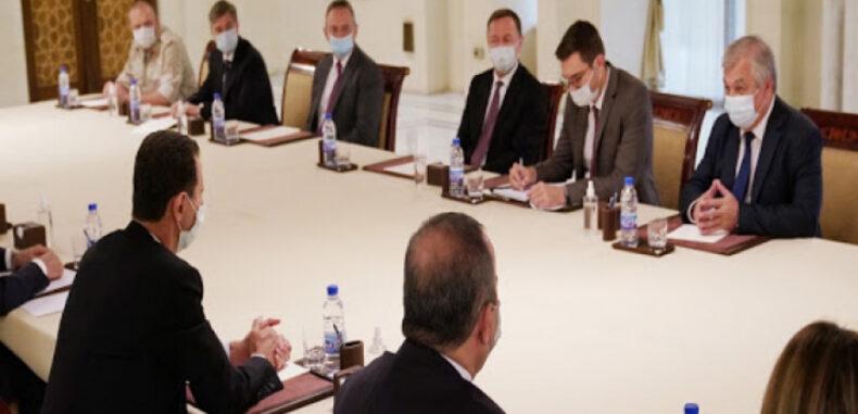 هل تستطيع روسيا تعويم بشار الأسد؟