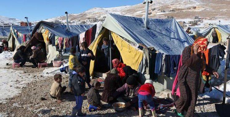 مؤتمر دمشق لعودة اللاجئين ولد ميتا