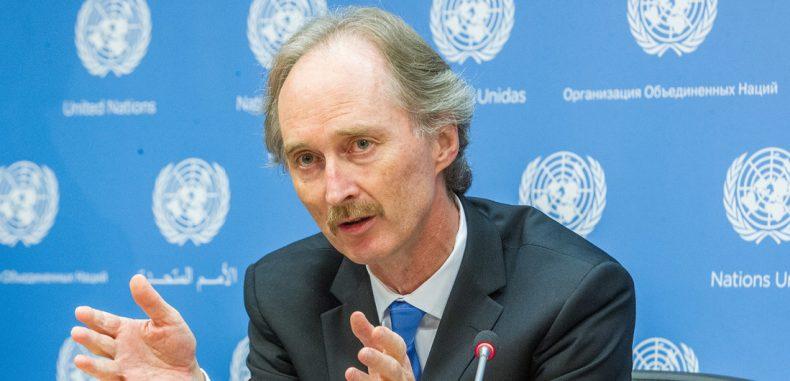 بيدرسن يدعو مجلس الأمن إلى تخطي الانقسام لكسر جمود الملف السوري
