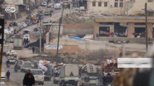 قتيل من الدفاع المدني في قصف للنظام السوري على حماة