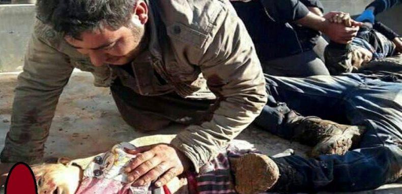 جميعهم نساء وأطفال.. النظام يقصف ريف إدلب مجددا ويقتل 7 أفراد من عائلة واحدة
