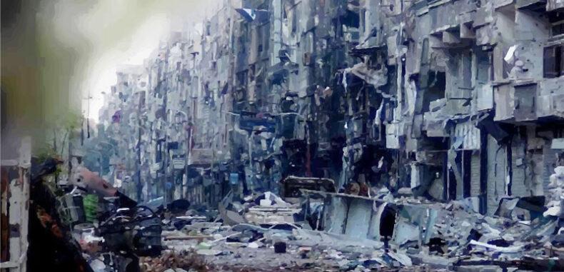 """سماسرة يحاولون """"استملاك"""" مخيّم اليرموك للاجئين قبل تنظيمه"""