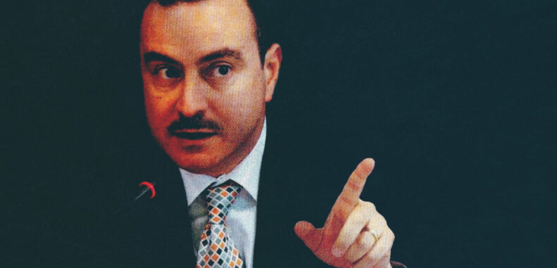 أيمن عبد النور : مؤسسات المعارضة السورية جسم فارغ يسير بقوة العطالة