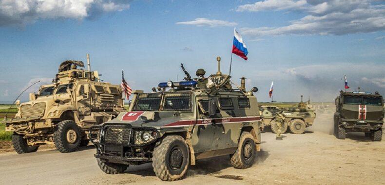 مقتل جندي روسي بانفجار لغم شمال غربي الحسكة