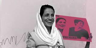 """""""لا أعرف ماذا أخبرك عن السجن"""" : نسرين ستودة والمعركة المستمرة مع نظام القمع الإيراني"""