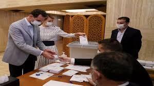 تمويل حملة الأسد الانتخابية