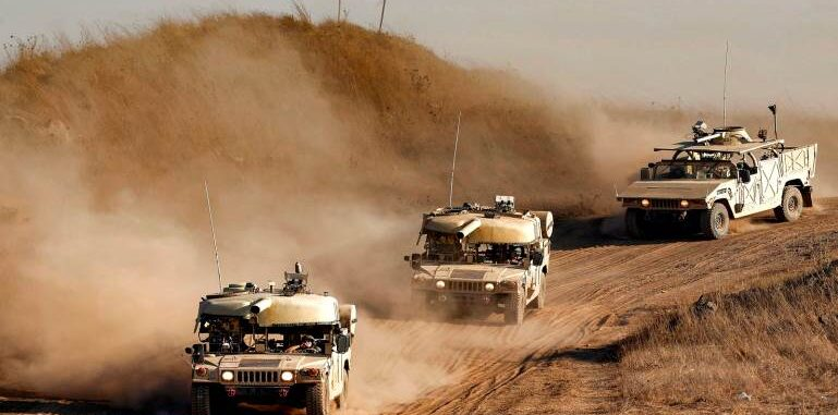 جنوب سوريا :إسرائيل لن تتوقف. .كذلك إيران وحزب الله