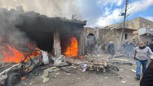 """الدفاع التركية: """"قسد"""" تنفذ تفجيرين راح ضحيتهما عشرة قتلى شمالي سوريا"""