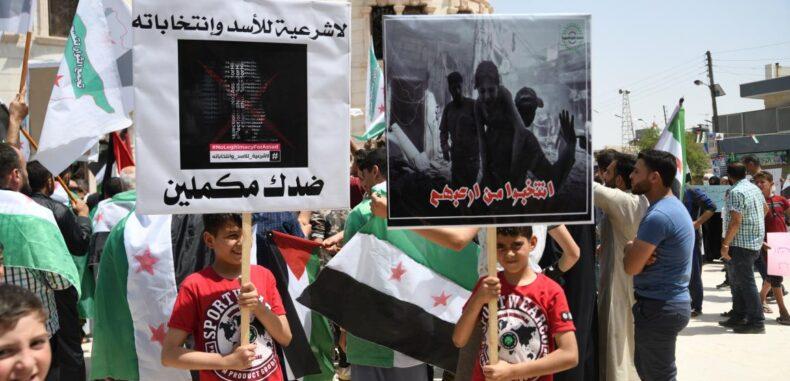 المجلس العربي: فوز بشار الأسد في انتخابات سوريا يليق بالديكتاتوريات