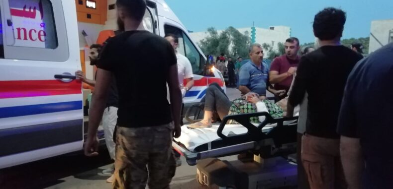 مطالب بمحاسبة المسؤولين عن مجزرة عفرين –