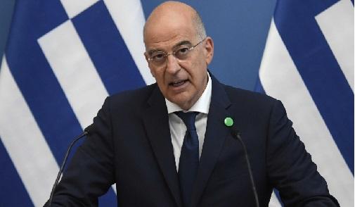 وزير خارجية اليونان للشرق الأوسط: لا نريد سوريا دولة فاشلة… وممثلنا لن يقدم أوراق اعتماده لنظام الأسد